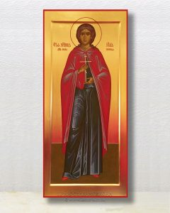 Икона «Юлия (Иулия) Карфагенская, мученица» (образец №3)