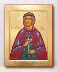 Икона «Юлия (Иулия) Карфагенская, мученица» (образец №1)