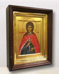 Икона «Юлия (Иулия) Карфагенская, мученица» (образец №5)
