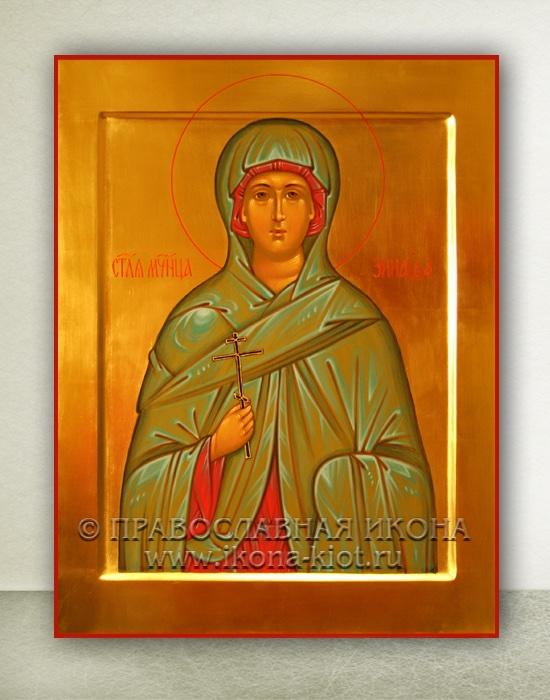 Икона «Зинаида, мученица» (образец №2)