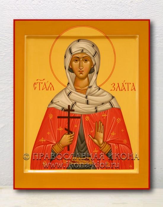 Икона «Злата (Хриса) Могленская» (образец №1)