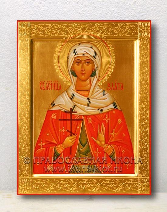 Икона «Злата (Хриса) Могленская» (образец №5)