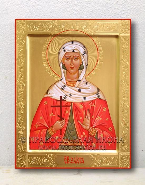 Икона «Злата (Хриса) Могленская» (образец №7)