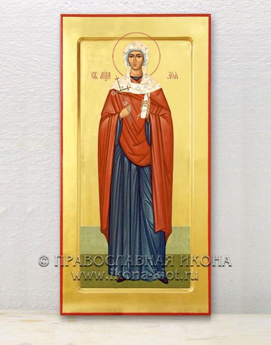 Икона «Зоя Римская, святая мученица» (образец №2)