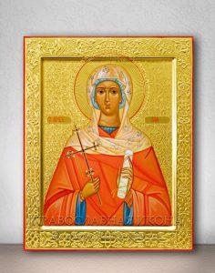 Икона «Зоя Римская, святая мученица»
